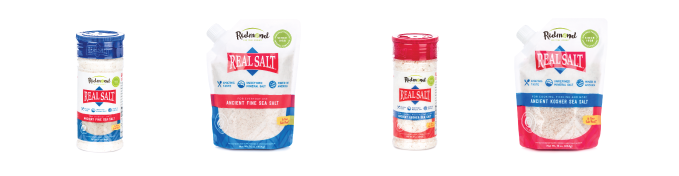 Shop Redmond Real Salt Products