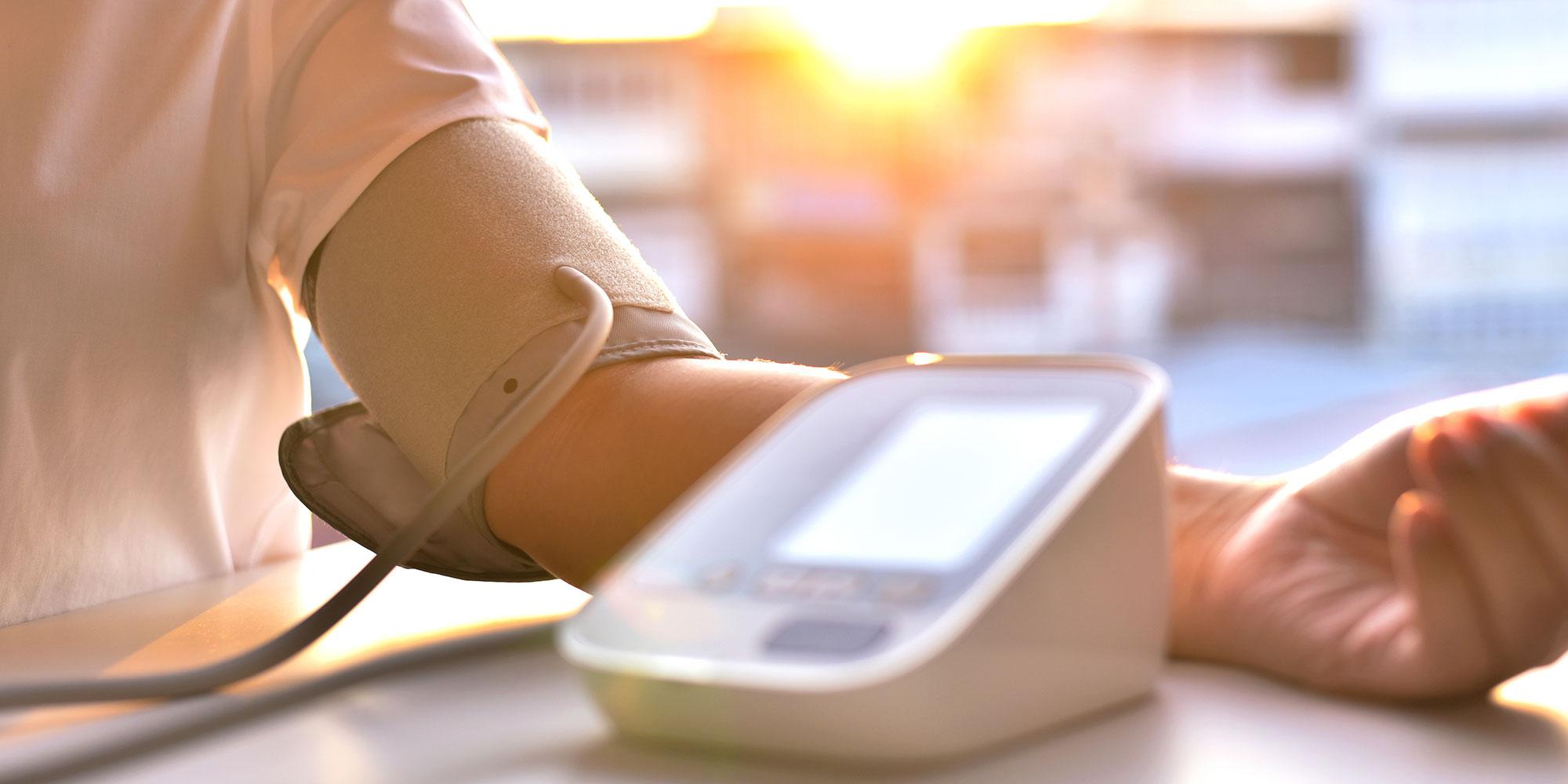 High blood pressure isn't caused by salt